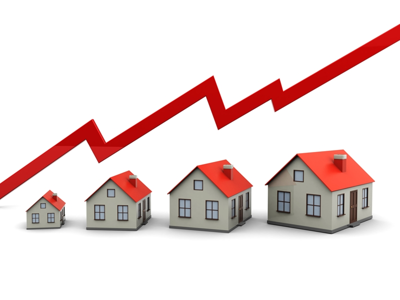 House prices in Auckland are showing no signs of decreasing.